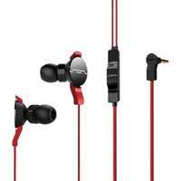 SOL REPUBLIC Amps In-Ear Headphones - Red (1101-33)