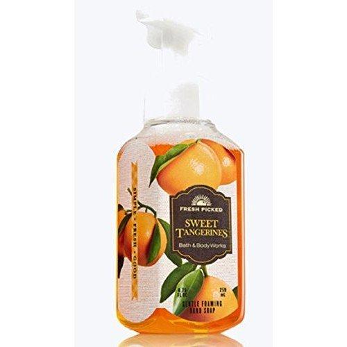 Bath & Body Works Anti-bacterial Gentle Foaming Hand Soap Fresh Picked Sweet Tangerines