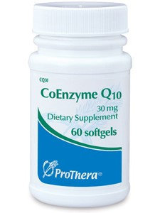 Prothera CoEnzyme Q10 30 mg 60 gels