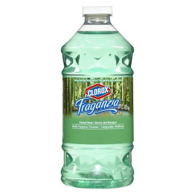 Clorox Fraganzia Multi-Purpose Cleaner Forest Dew 40 oz