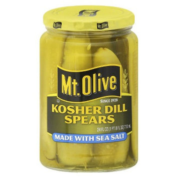 Mt. Olive Kosher Dill Spears 24 oz