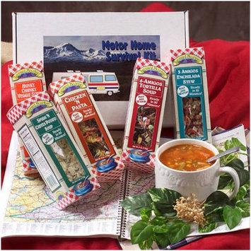 Leonard Mountain Motor Home Survival Kit Gourmet Soup Mixes, 6 oz, 5 count