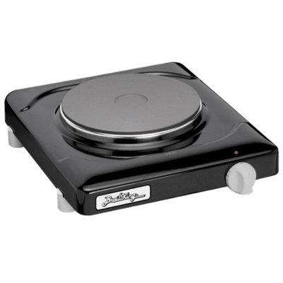 Broil King BroilKing Single Cast Iron Burner Range/Hot Plate - Black