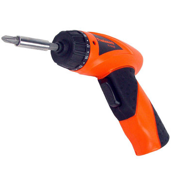Trademark Commerce Trademark 4.8V Cordless Screwdriver with Charger