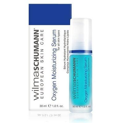 Wilma Schumann O2 Oxygen Blue
