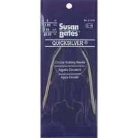 Susan Bates Quicksilver Circular Knitting Needle 24