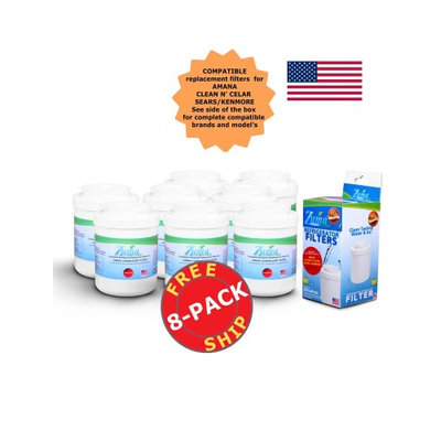 (5-Pack) LG 5231JA2005A Compatible Refrigerator Water and Ice Filter by Zuma Filters