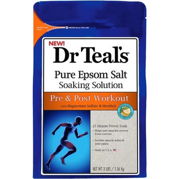 Dr.Teal's® Pre & Post Workout Soak