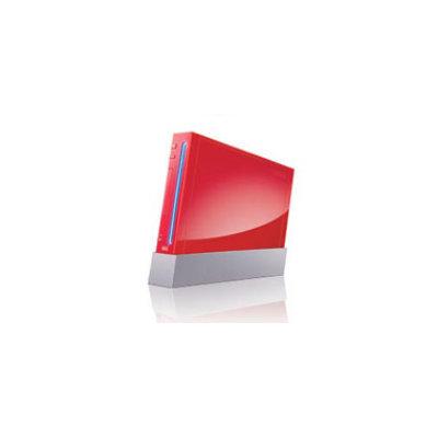 Nintendo Wii System with Motion Plus - Red (GameStop Premium Refurbished)