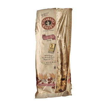 Chabaso Bakery Artisan Breads Cranberry Pecan Loaf