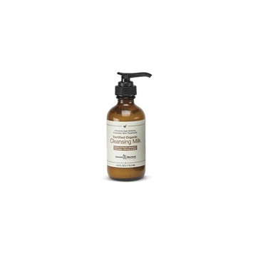 ORGANIC CLEANSING MILK BY JANSON BECKETT (4 OZ.)