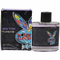 Playboy New York Eau de Toilette Spray, 3.4 fl oz