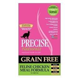 Precise Pet 726408 Precise Natural Cat Grain Free Chicken 5-6 Pack of 5