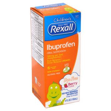 Children's Rexall Ibuprofen - Berry