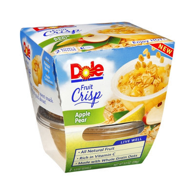 Dole Fruit Crisp Apple Pear