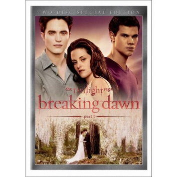 Summit Entertainment The Twilight Saga: Breaking Dawn, Part 1 (Special Edition)
