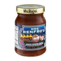 Mrs. Renfro's Ghost Pepper Salsa