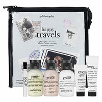 Philosophy Happy Travels Set Value Set