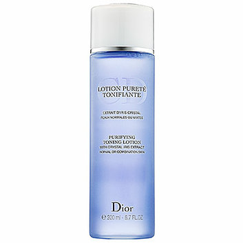 Dior Purifying Toning Lotion with Crystal Iris Extract 6.7 oz