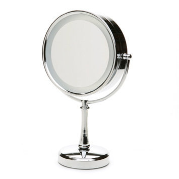 Conair Illuminated Touch Control Double Sided Mirror