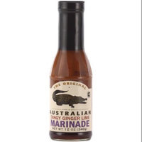 Original Australian Tangy Ginger Lime Marinade