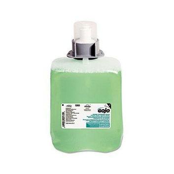 GOJO 5263-02 Luxury Foam Hair & Body Wash