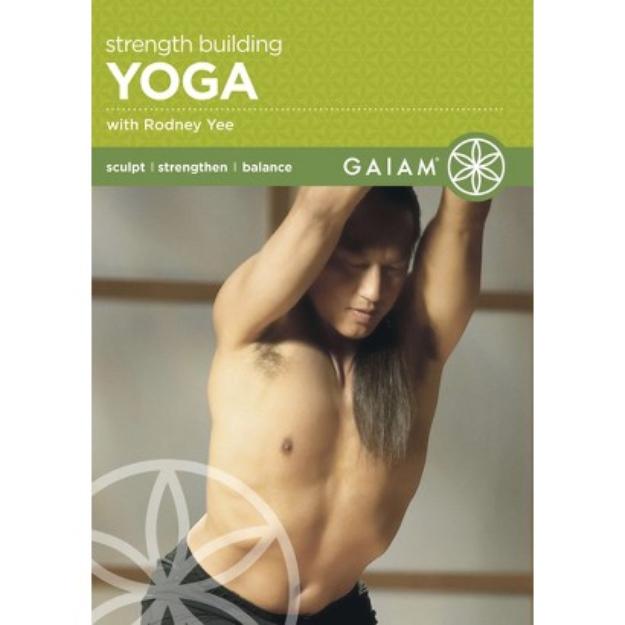 Gaiam Americas Yoga Journal's Yoga for Strength (new)