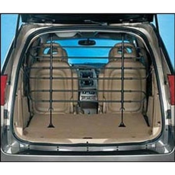 MIDWEST HOMES for PETS 277165 6-Bar Tubular Vehicle Barrier for Pets