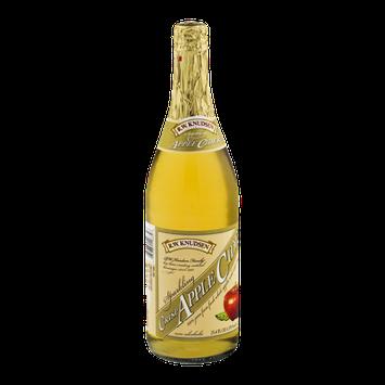 R.W. Knudsen Sparkling Crisp Apple Cider