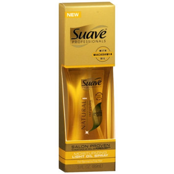 Suave® Professionals Natural Infusion Light Oil Spray Macadamia Oil and White Orchid
