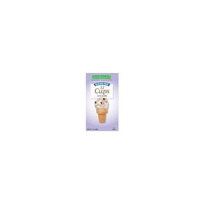 Glutenfreepalace.com Goldbaum's Gluten Free Ice Cream Cone Cups