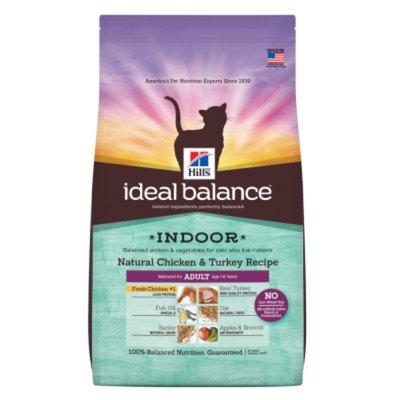 Hill's Ideal Balance Hill'sA Ideal BalanceTM Indoor Adult Cat Food
