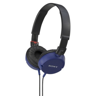 Sony Over-the-Ear Outdoor Monitor Headphones - Blue/Black