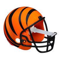 Scotch Magic Tape Dispenser Cincinnati Bengals Football Helmet - Holds Total 1 Tape[s] - Refillable - Orange (c32helmetcin)