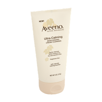 Aveeno Ultra-Calming Moisturizing Cream Cleanser