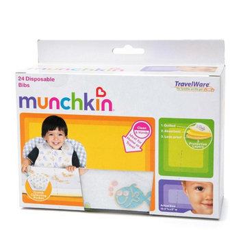Munchkin Travel Ware Disposable Bibs