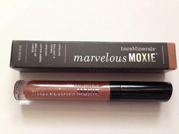 Bare Escentuals Bare Minerals Marvelous Moxie Lipgloss .15 Oz Fiercely Fab
