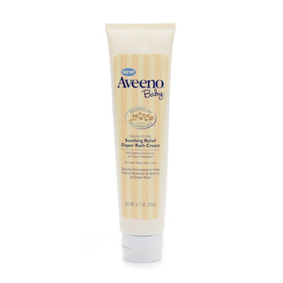 Aveeno Baby Soothing Relief Diaper Rash Cream