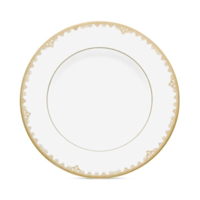 Lenox Federal Gold Accent Plate