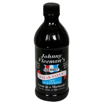 Johnny Fleemans J Fleeman Steak Sce Seasoning 16 OZ (Pack of 6)