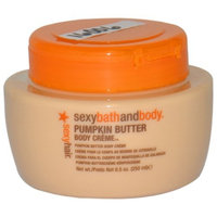 Sexy Hair Concepts Sexy Hair Sexy Hair Sexy Bath and Body Body Creme, Pumpkin Butter, 8.5 Ounce