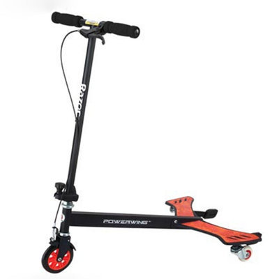 Razor PowerWing, Red/Black, 1 ea