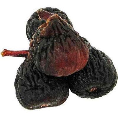 Bulk Dried Fruits Dried Black Mission Figs Organic 5 LB