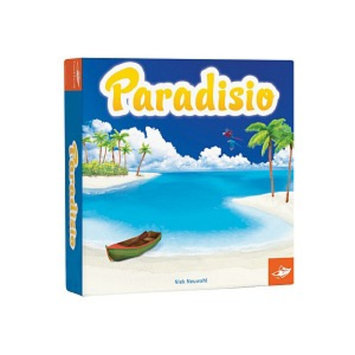 FoxMind Games Paradisio Ages 5+, 1 ea