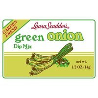 Laura Scudder's Green Onion Dip Mix, .5 oz