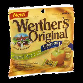 Werther's Original Sugar Free Carmel Apple Hard Candies
