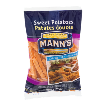 Mann's Sweet Potatoes Crinkle Cut