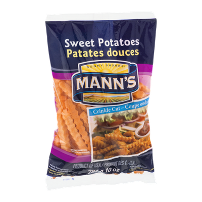 Mann's Sweet Potatoes Crinkle Cut