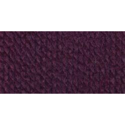Lion Brand Wool-Ease Thick & Quick Yarn-Eggplant