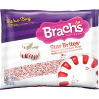 Brachs® Star Brites Peppermint Candy, Individually Wrapped, 58 Oz Bag